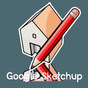 Dessiner en 3d avec google sketchup for Dessin en 3d