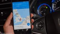 Un raccourci trafic pour Google Maps