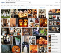 Bing intègre les boards Pinterest à la recherche d'images