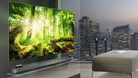 La TV du futur présentée par LG Display