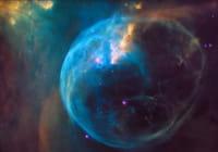 Un calendrier de l'Avent Hubble très spatial