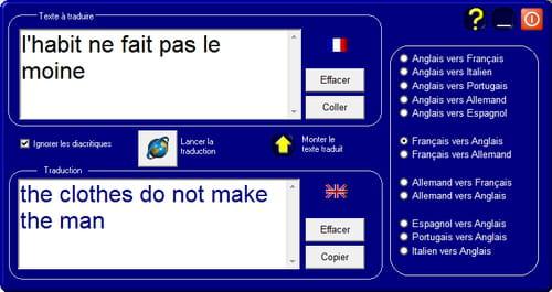 Traduire flirter en anglais