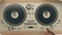 Mixez votre musique avec Pizza Hut !