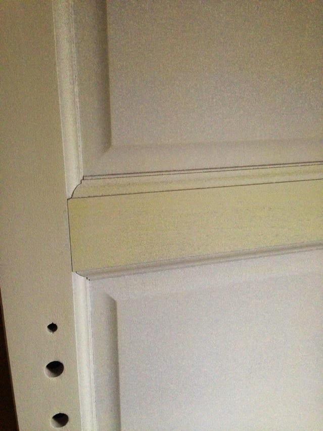 besoin d'aide pour peindre des portes, pétage de câble !