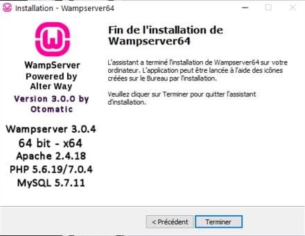 Comment installer wordpress en local sur son pc - Comment installer un raccourci sur le bureau ...