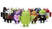 Android en mode « old school »