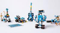 Lego joue encore avec la robotique