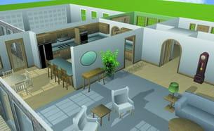t l charger architecte 3d silver gratuit. Black Bedroom Furniture Sets. Home Design Ideas