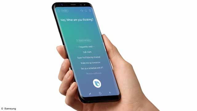 Galaxy S8 : le bouton Bixby enfin désactivable