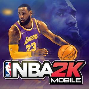 La NBA, c'est aussi en jeu vidéo sur mobile