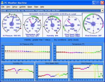 T l charger pc weather machine gratuit for Star meteo probleme temperature exterieur
