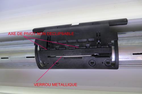 D montage verrou volet roulant - Demonter un volet roulant electrique ...