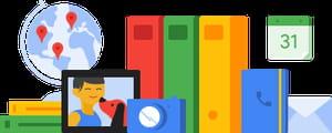 Un Dashboard pour vérifier les données partagées avec Google