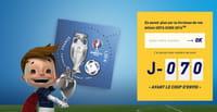 Euro 2016 : un site dédié à la livraison des places