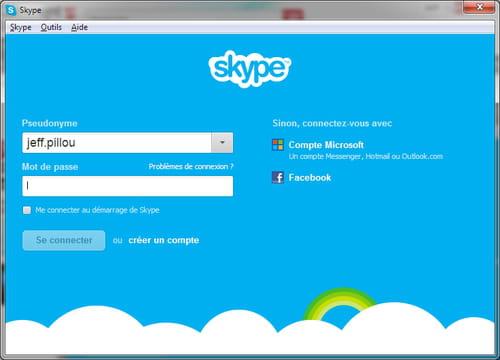 Skype MSN