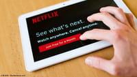 Netflix limite le téléchargement