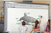 « Enseigner à l'aide d'un tableau blanc tactile et interactif »