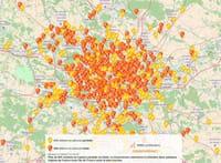 Une carte pour éviter les pénuries d'essence