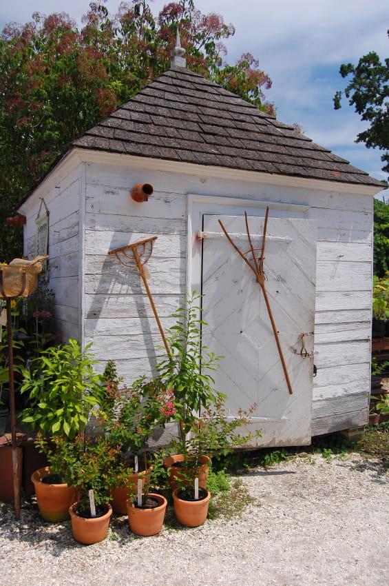 abris de jardin et taxe d 39 am nagement. Black Bedroom Furniture Sets. Home Design Ideas