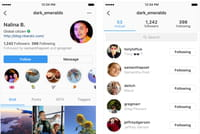 A quoi va ressembler le nouveau profil Instagram ?