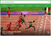 Jeux Olympiques 2016 : demandez le programme !