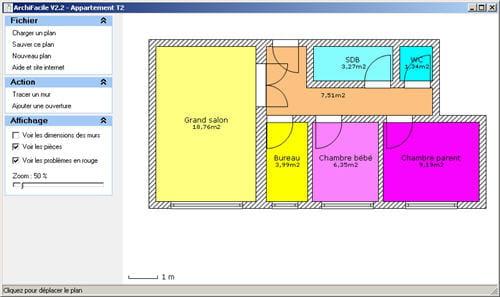 Meilleur logiciel de plan de maison et daménagement intérieur