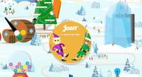 S'amuser et apprendre à coder dans le village du père Noël