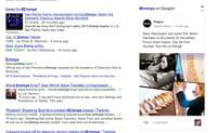 Google lance la recherche par hashtag connectée à Google Plus