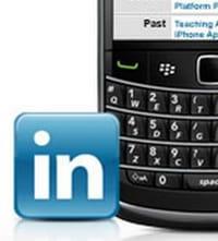 Sortie de Linkedin 1.0 pour BlackBerry !