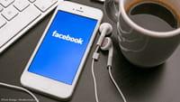 Facebook domine le marché des applis