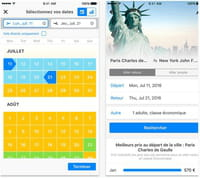 Skyscanner : l'appli pour comparer les vols