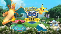Un anniversaire festif pour Pokémon GO