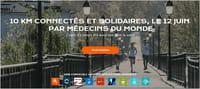 Run for health 2016 : la 1ère course internationale connectée
