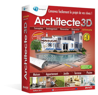 T l charger architecte 3d ultimate gratuit for Outil architecte gratuit