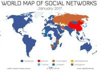 Quel réseau social a le plus de succès ?