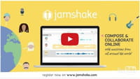 Jamshake : jouez avec le monde entier !