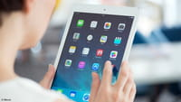 Le prochain iPad sans bouton Home ?