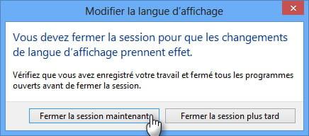 Changer la langue utilisée par Office dans ses menus et ...