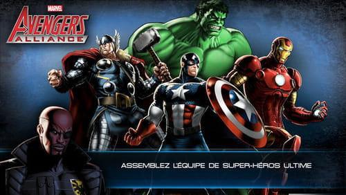 T l charger avengers alliance pour iphone gratuit - Telecharger avengers ...