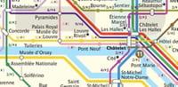 Paris en trottinette, c'est rapide : une carte le prouve