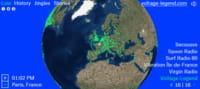 Les radios du monde entier sur Radio Garden