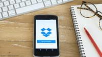 Scannez vos documents avec Dropbox