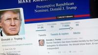 Twitter, Trump et sécurité