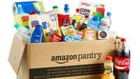 Amazon Pantry ouvre en France