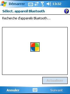 détection bluetooth