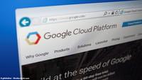 Google cloud dans le flou