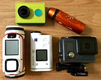 COMPARATIF - GoPro, Sony, TomTom… Quelle caméra d'action choisir ?