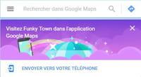 Sur Google Maps, Pegman passe à Funky Town