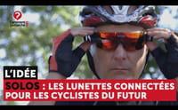 Découvrez Solos : les lunettes connectées pour les cyclistes du futur