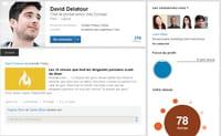 LinkedIn lance